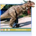 mejor 2013 realista fashional traje de dinosaurio