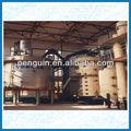 Machine de traitement d'huile de palme, ligne de production d'huile de palme, huile de palme brute de raffinage et de fractionnement tour usine- clés du projet