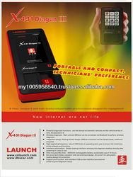 100% Original Newest auto scan tool Launch X431 Diagun III Update Via LAUNCH Offical Website,X-431 Diagun3III Diagun