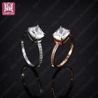 shiny big diamond dubai wedding rings