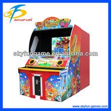 55 inch Happy Pitching amusement ticket machine