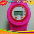 El mejor vendedor!!! Hecho en china fabricante profesional de suministro de alta calidad baratos de silicona deporte reloj