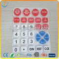 a prueba de agua l teclado numérico teclas de función