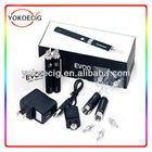 china manufacturer e cigarette evod MT3 vaporizer kit evod start kit