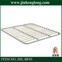king size bed frame metal