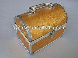 2013 new make up case design professional beauty aluminum cosmetic case make up case