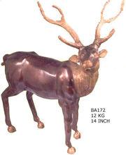 horse bridle brass