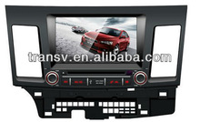 HOT! portable dvd for CD-M011MITSUBISHI LANCER 2007-2012 with GPS/Buletooth/Wifi/Multi Language/3G/IPOD car dvd player