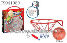 A basket ring Basketball Hoop New portable basketball hoops with ball