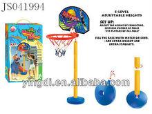 Children plastic basketball stand Kids basketball stand set removable basketball stand