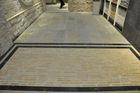Yellow limestone floor tile 029