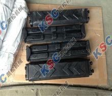 excavator rubber track pad
