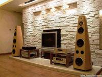 Fireplace Mantel /cultured stone/slate