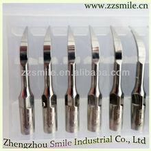Woodpecker/DTE dental scaler tips ems dental scaler tips