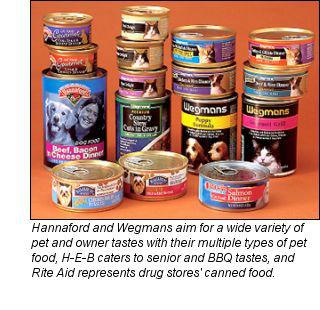 Tuna Flavor Canned Wet Dog Food