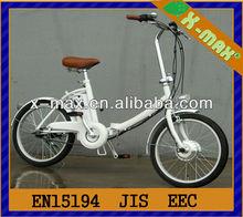 X-EB49 20'' 250W Sport style Aluminum cheap electric pocket bike with Speed sensor
