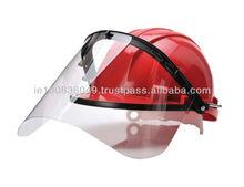 Helmet per vizitore e sigurt profesionale pesh super e lehte dhe mbrojtese e sigurt