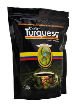 COFFEE TURQUESA