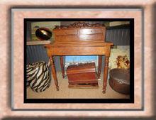Table antique furniture