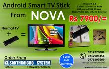 NOVA Android Smart TV Stick