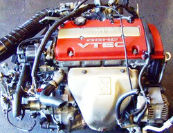 JDM HONDA H22A VTEC EURO-R CL7 / BB6 TYPE-S ACCORD PRELUDE USED ENGINE