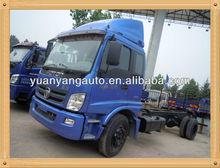 LHD Foton Light Cargo Truck for Sale