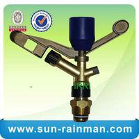 Brass irrigation garden sprinkler tool set