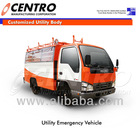 UTILITY EMERGENCY VEHICLE
