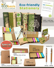 Eco Friendly Stationery - Eco Diary / Eco Notebook / Eco Stationeries