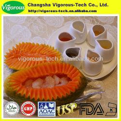 High quality 10% Papain fermented papaya extract powder/papaya fruit extract/fermented papaya extract powder