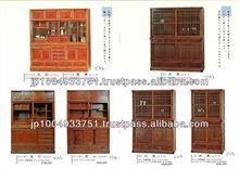 "Japanese Cup Board ""OKURA"" / living room cabinet / Made in Japan"