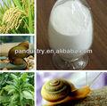 Tuer les escargots et les limaces et molluscicide 99% métaldéhyde tc