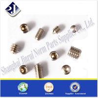 DIN914 aluminum set screws