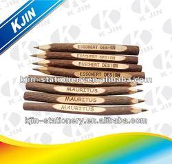 fashion empty cosmetic pencil,colored tree shape pencils