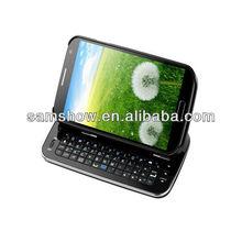 Bluetooth keyboard case for galaxy S4 i9500 portable folding bluetooth keyboard for S4