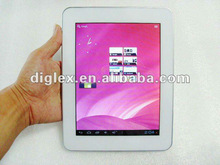 """New 8 inch Android 4.0 Tablet PC 1.2GHz WiFi 8GB Capacitive Dual Camera 8"""""""