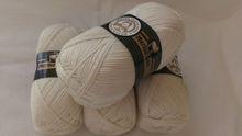 Merino wool yarn, multiple colors
