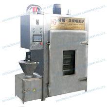 Computer control steam heating chicken smoke house