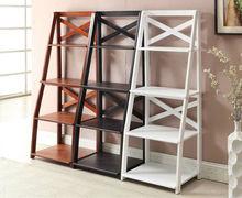 Factory manufacture Classic Black hom furniture wooden book shelf