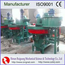 small capacity concrete brick machine/concrete brick making machine/brick machinery