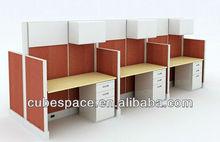 Modern Office Furniture Filing Cabinet/ Credenza, High End Office Furniture