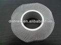 de alto rendimiento de aluminio de gran disipador de calor para aplicaciones de alta potencia