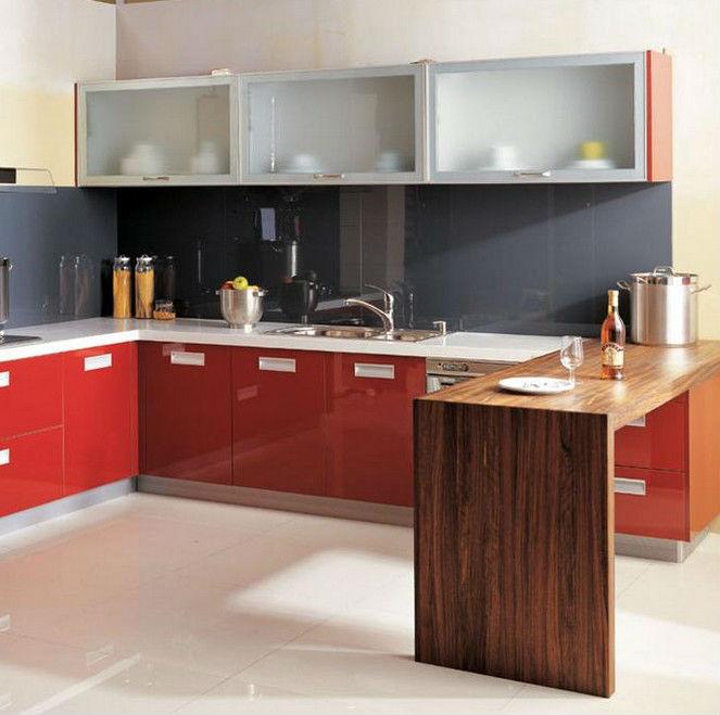 Armario de cozinha com vidro fosco id ias for 2 pac kitchen cabinets