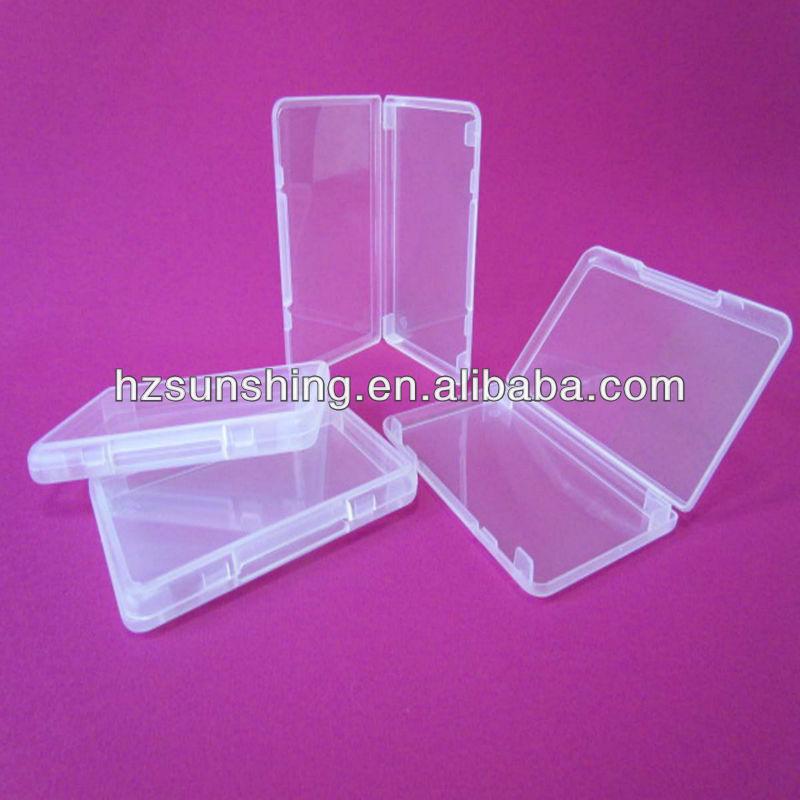 crystal-clear false nail, fake nail, nail art packing carrier