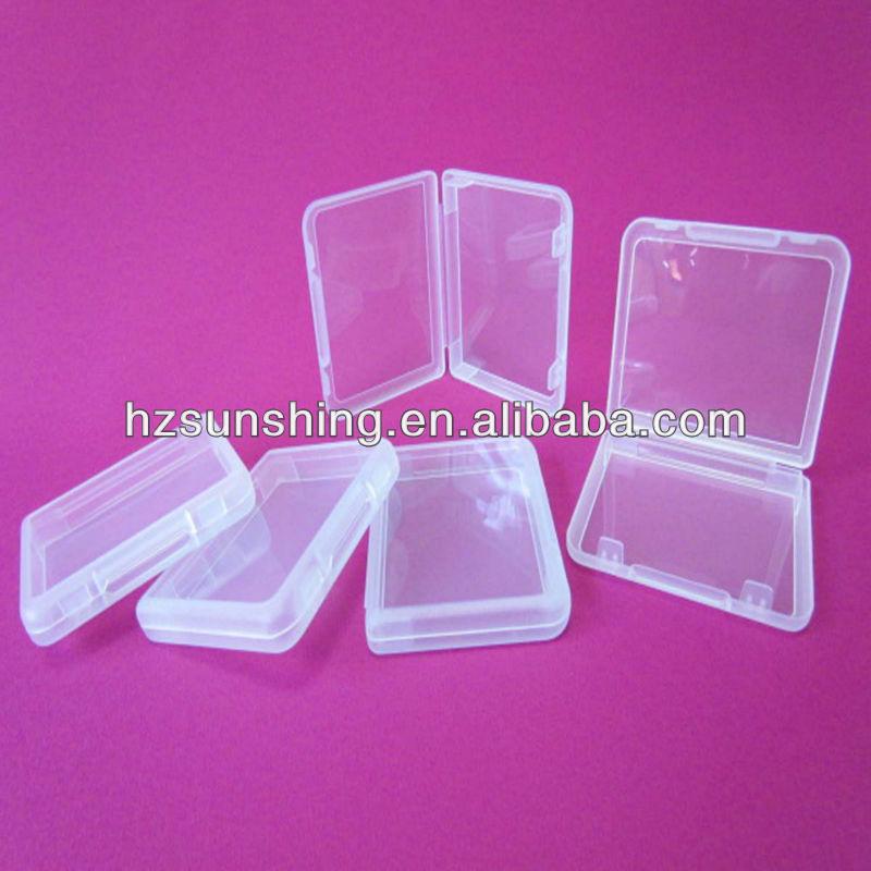plastic fashion false nail, fake nail, nail art storage pp carrier