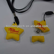 Factory Wholesale USB Star High quality