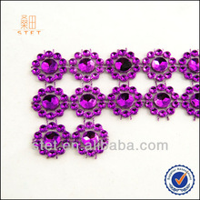 Wholesale Floral Mesh Wrapping Wedding Decoration
