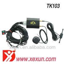 gps tracker tk103 Xexun sim gsm module tracking equipment