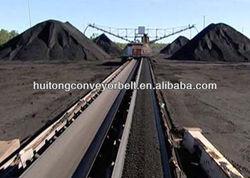 N grade rubber 3- 8 ply conveyor belts