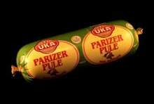 parizer whith olives